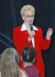 Helen Wilkie Presentation Coach